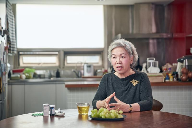 高穩定藻褐素食用見證-蔡楊慶文